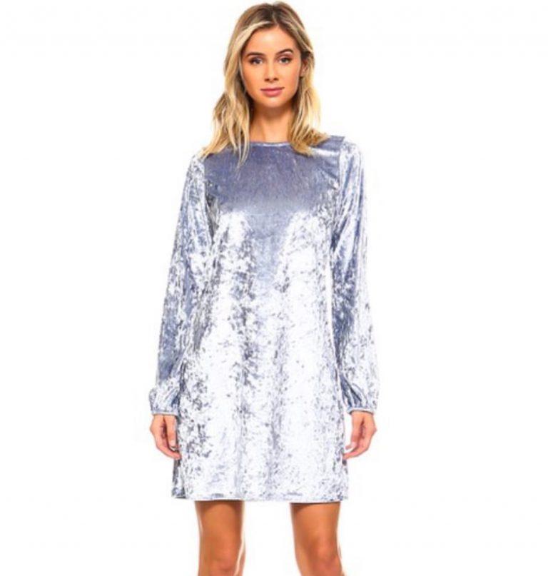 Modern Ice Dress